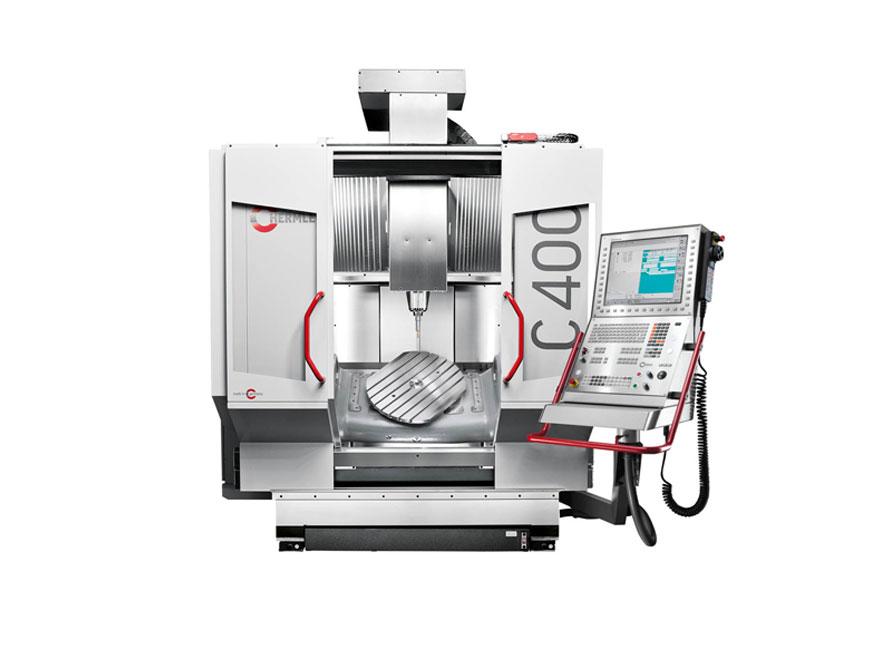 CNC Milling - Mechanische Werkstätten Blochwitz GmbH & Co